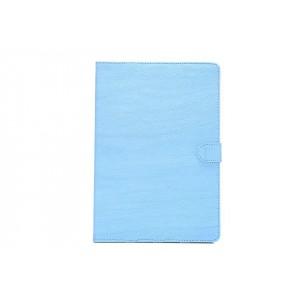 Чехол подставка текстурный для Samsung Galaxy Tab A 9.7 Голубой