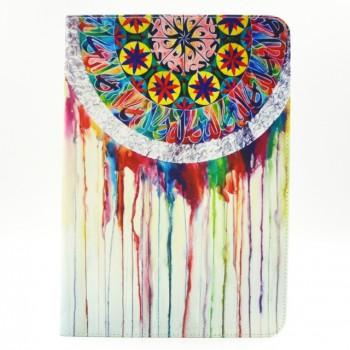 Текстурный чехол подставка с внутренними отсеками для Samsung Galaxy Tab A 9.7