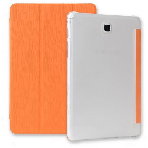 Текстурный чехол флип подставка сегментарный для Samsung Galaxy Tab A 9.7