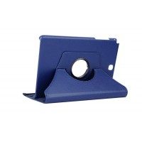 Чехол подставка роторный для Samsung Galaxy Tab A 9.7 Синий