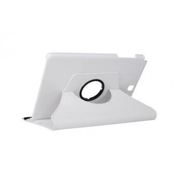 Чехол подставка роторный для Samsung Galaxy Tab A 9.7 Белый