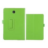 Чехол подставка с рамочной защитой для Samsung Galaxy Tab A 9.7 Зеленый