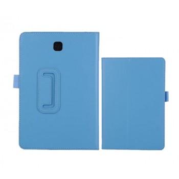 Чехол подставка с рамочной защитой для Samsung Galaxy Tab A 9.7 Голубой