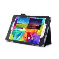 Чехол подставка с рамочной защитой и внутренними отсеками для Samsung Galaxy Tab A 9.7