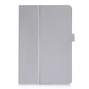 Чехол подставка с рамочной защитой и внутренними отсеками для Samsung Galaxy Tab A 9.7 Белый