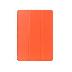 Чехол флип подставка сегментарный для Samsung Galaxy Tab A 9.7 Оранжевый