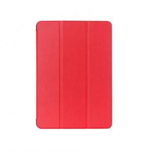 Чехол флип подставка сегментарный для Samsung Galaxy Tab A 9.7 Красный
