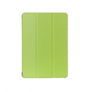 Чехол флип подставка сегментарный для Samsung Galaxy Tab A 9.7 Зеленый