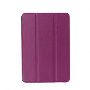 Чехол флип подставка сегментарный для Samsung Galaxy Tab A 9.7 Фиолетовый