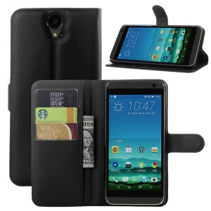 Чехол портмоне подставка с защелкой для HTC One E9+