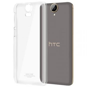 Пластиковый транспарентный чехол для HTC One E9+