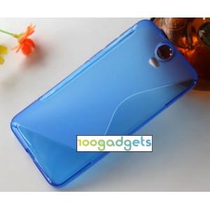 Силиконовый S чехол для HTC One E9+