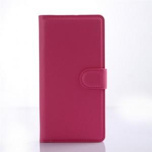 Чехол портмоне подставка с защелкой для Huawei P8