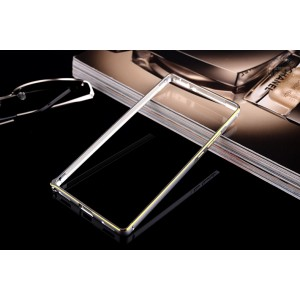 Металлический бампер для Huawei P8