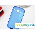 Силиконовый S чехол для Samsung Galaxy Core