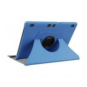 Чехол подставка роторный для Lenovo Tab 2 A10-70/Tab 3 10 Business Голубой