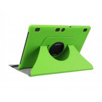 Чехол подставка роторный для Lenovo Tab 2 A10-70/Tab 3 10 Business Зеленый