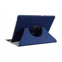 Чехол подставка роторный для Lenovo Tab 2 A10-70/Tab 3 10 Business Синий