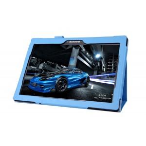 Чехол подставка с рамочной защитой для Lenovo Tab 2 A10-70/Tab 3 10 Business
