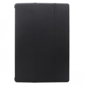 Чехол флип подставка сегментарный для Lenovo Tab 2 A10-70/Tab 3 10 Business Черный