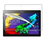 Ультратонкое износоустойчивое сколостойкое олеофобное защитное стекло-пленка для Lenovo Tab 2 A10-70/Tab 3 10 Business