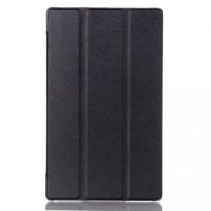 Чехол флип подставка сегментарный для Lenovo Tab 2 A8