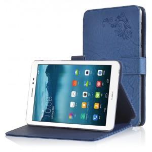 Чехол подставка текстурный для Huawei MediaPad M2 8.0