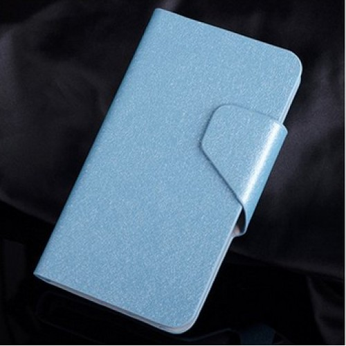 Текстурный чехол портмоне подставка с магнитной защелкой для Alcatel One Touch Pop 2 (4.5)