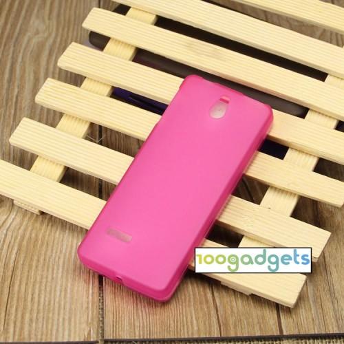 Силиконовый матовый чехол для Nokia 515