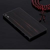 Клеевая натуральная деревянная накладка для Lenovo Vibe Shot