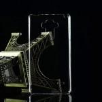 Пластиковый транспарентный чехол для LG G4 Stylus