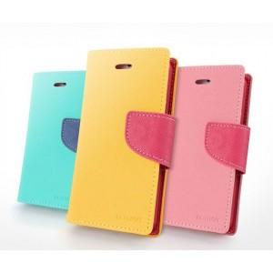Чехол портмоне подставка с защелкой для LG G4 Stylus
