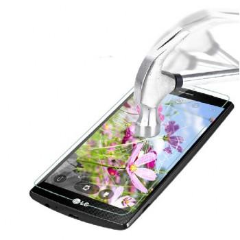 Ультратонкое износоустойчивое сколостойкое олеофобное защитное стекло-пленка для LG G4 S