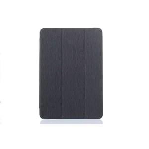 Текстурный чехол флип подставка сегментарный на пластиковой полупрозрачной онснове для Samsung Galaxy Tab E 9.6