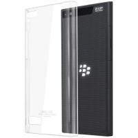 Пластиковый транспарентный чехол для Blackberry Leap
