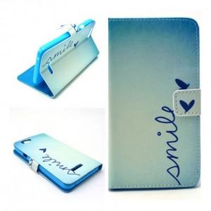 Чехол портмоне подставка с магнитной защелкой и полноповерхностным принтом для Explay Fresh