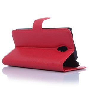 Чехол портмоне подставка с защелкой для Meizu M1 Note
