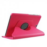 Чехол подставка роторный для Samsung Galaxy Tab S2 9.7 Пурпурный