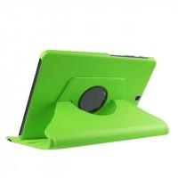 Чехол подставка роторный для Samsung Galaxy Tab S2 9.7 Зеленый