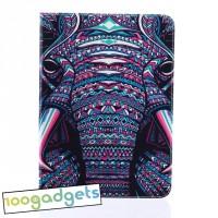 Дизайнерский принтованный чехол флип подставка для Samsung Galaxy Tab S2 9.7