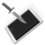 Ультратонкое износоустойчивое сколостойкое олеофобное защитное стекло-пленка для Samsung Galaxy Tab S2 9.7