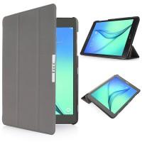 Чехол флип подставка сегментарный для Samsung Galaxy Tab S2 9.7 Серый
