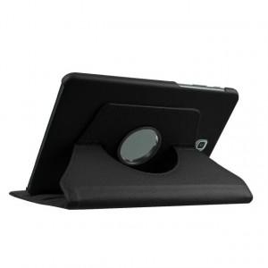 Чехол подставка роторный для Samsung Galaxy Tab S2 8.0 Черный