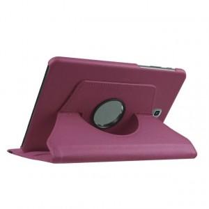 Чехол подставка роторный для Samsung Galaxy Tab S2 8.0 Фиолетовый