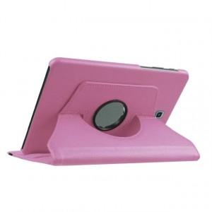 Чехол подставка роторный для Samsung Galaxy Tab S2 8.0 Розовый
