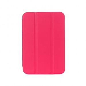 Чехол флип подставка сегментарный для Samsung Galaxy Tab S2 8.0 Пурпурный