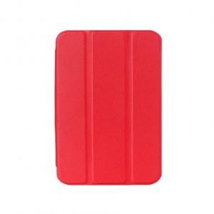 Чехол флип подставка сегментарный для Samsung Galaxy Tab S2 8.0 Красный