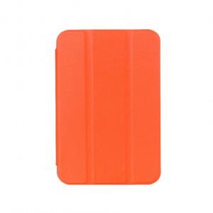 Чехол флип подставка сегментарный для Samsung Galaxy Tab S2 8.0 Оранжевый