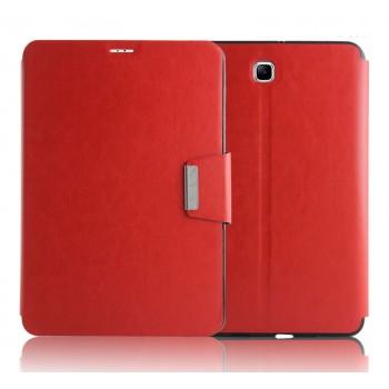 Чехол подставка с внутренними отсеками и защелкой для Samsung Galaxy Tab S2 8.0