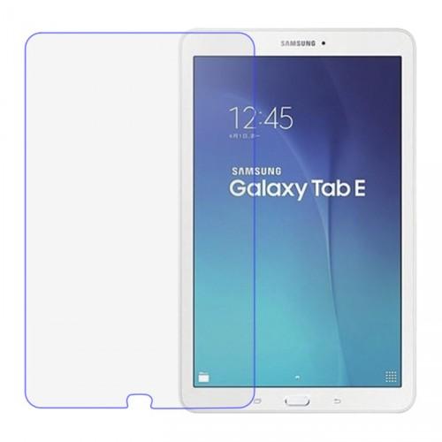 Ультратонкое износоустойчивое сколостойкое олеофобное защитное стекло-пленка для Samsung Galaxy Tab E 9.6
